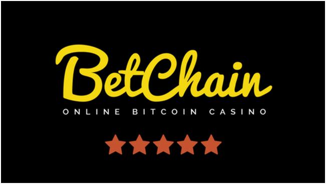 BetChain : Online Bitcoin Casino