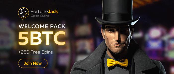 FortuneJack Casino Bonuses & Promotions