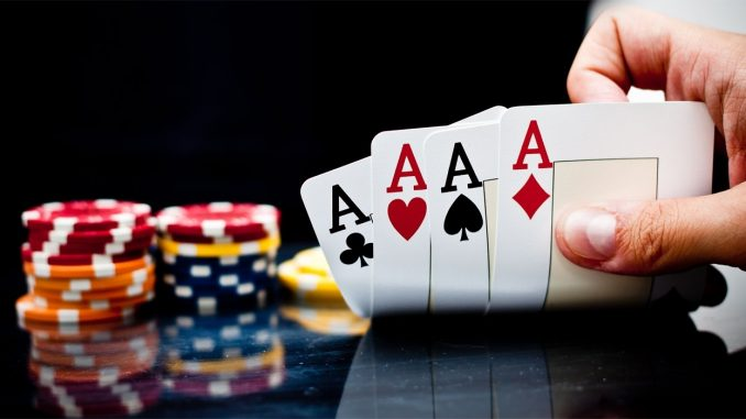 How to play Poker in a Casino?