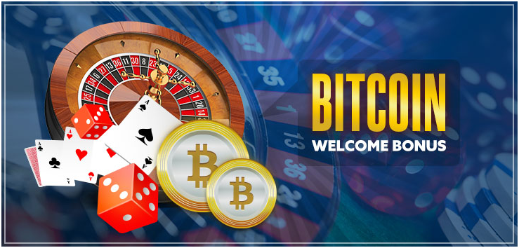 Bitcoin Sports Welcome Bonus