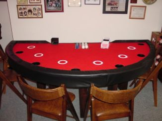 How to build a Blackjack Table?