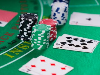 How many decks in Blackjack