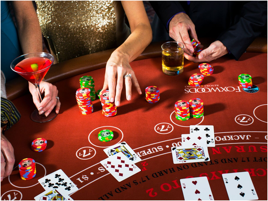 Gambling for beginners