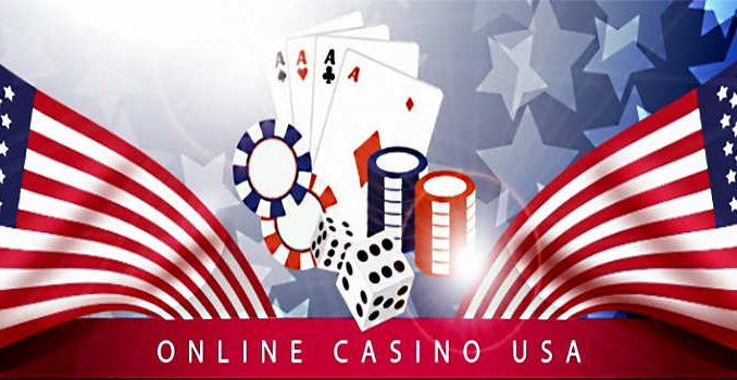How to play online casino in the USA