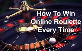 How to win online casino Roulette?
