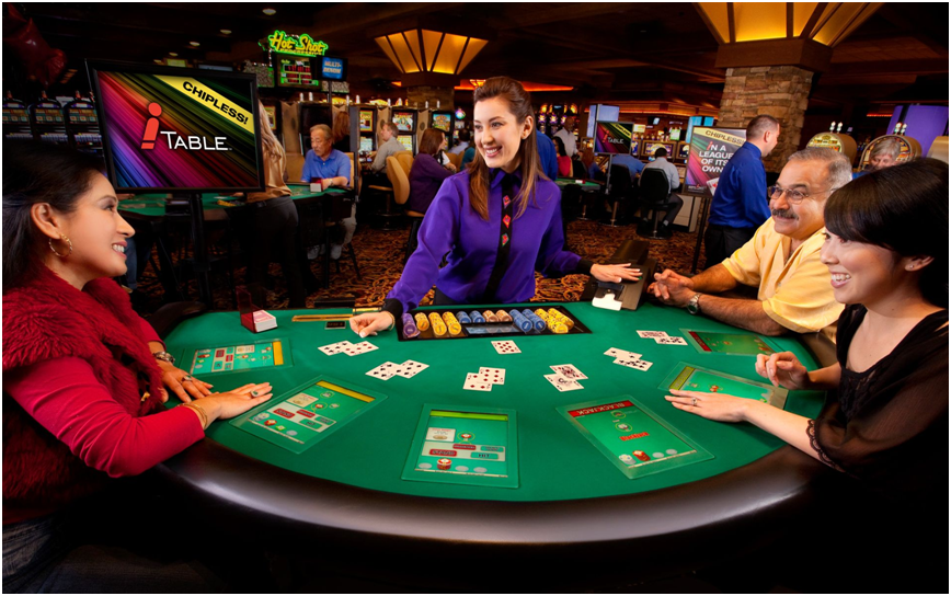 How to make money playing Poker at a Casino?