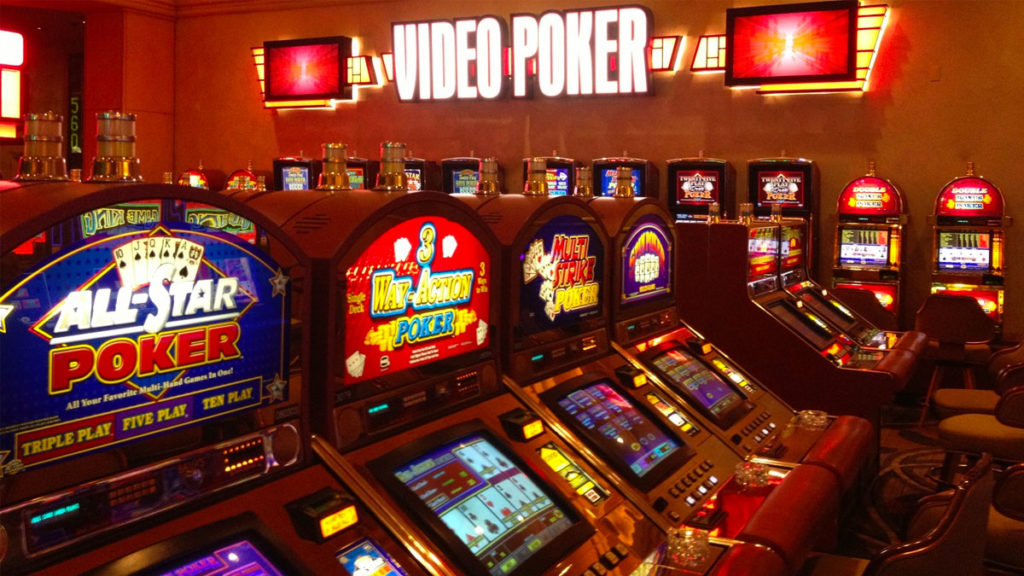 How to Play Video Poker
